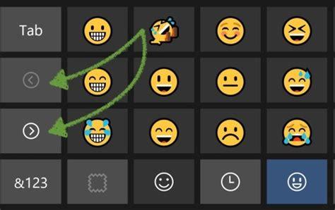Emoji Blog • How To Insert Emojis On Windows 10 (2016