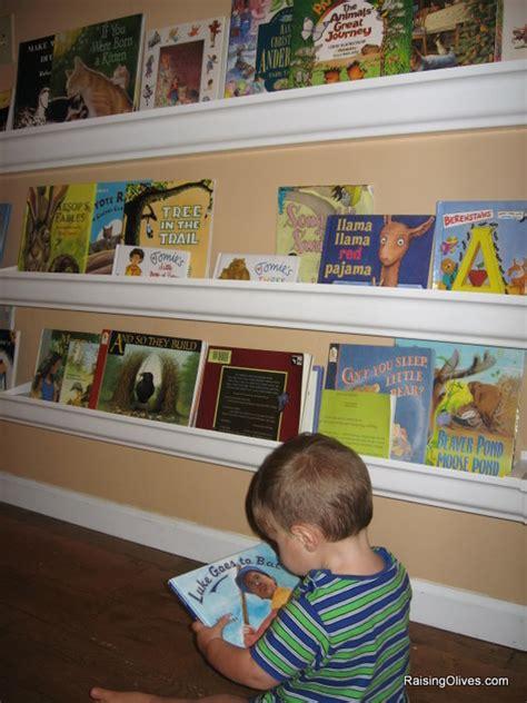 Rain Gutter Book Shelves Tutorial  Raising Olives