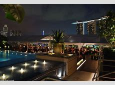Top 5 Places to Party With A View in Singapore We Are