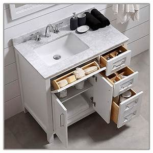 Small, Bathroom, Sinks, And, Vanities, Storage, Spaces