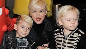 Gwen Stefani's kids Kingston and Zuma suddenly look SO ...