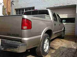 Buy Used 2001 Chevrolet S10 Crew Cab 4x4 4 Door Chevy In