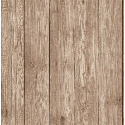 brewster barn board grey thin plank wallpaper fd23273