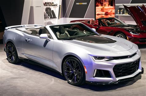 Chevrolet Camaro On Sale In Uk Priced From £31,755 Autocar