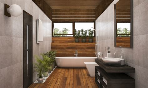 Features Of A Contemporary Bathroom In-the Plumbette