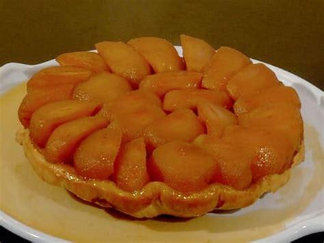 tarte tatin recette de cuisine avec photos g 226 teau aux pommes meilleurduchef
