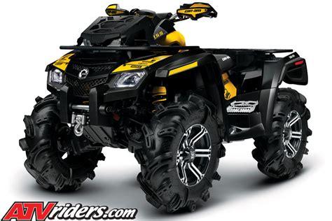 canap m 2012 brp can am outlander 800r x mr efi 4x4 mud