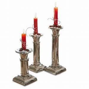 Kerzenständer 3er Set : mirabeau kerzenst nder 3er set akandor kaufen otto ~ Watch28wear.com Haus und Dekorationen
