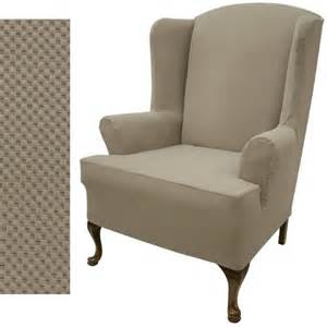 wing chair slipcovers august 2011 if finding the best cheap wing chair slipcovers white our