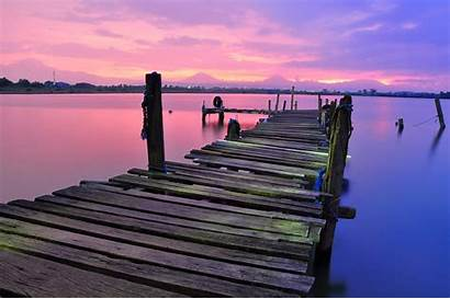 Dock 4k Colorful Wallpapers Nature Backgrounds