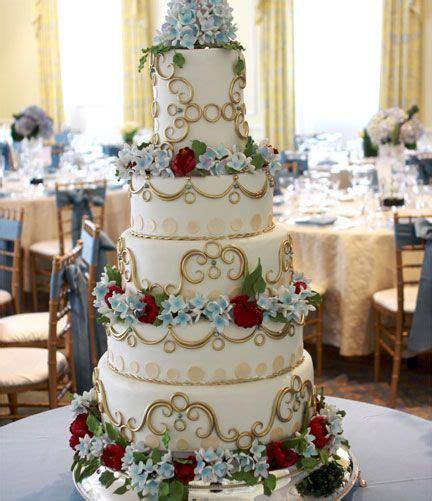 filigree work cakes   pinterest cake fancy