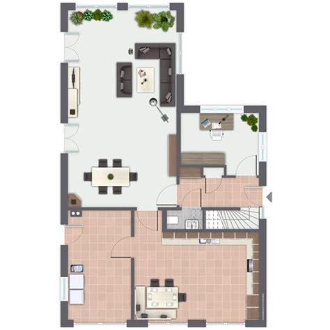 Bauhaus Häuser Grundrisse by Fertigh 228 User Mit Flachdach Modell Vittoria Ein
