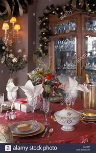 Dining, Room, In, Elegant, Victorian