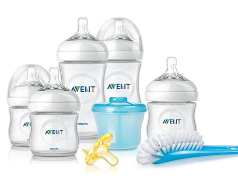 Philips Avent Bpa Free Natural Infant Starter Baby Feedin