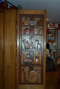 Hand made pantry door by hugo mesa studio custommadecom for Custom made pantry doors