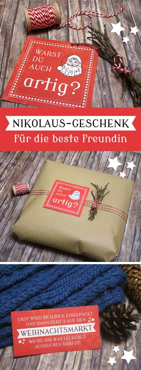 weihnachtsgeschenk beste freundin geschenkidee f 252 r die beste freundin zum nikolaus free