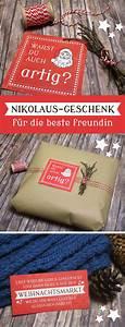 Geschenkideen Für Freundin Weihnachten : geschenkidee f r die beste freundin zum nikolaus free ~ Watch28wear.com Haus und Dekorationen