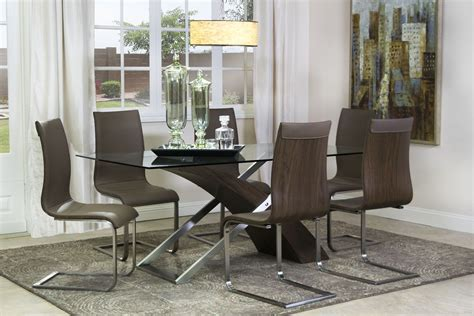 mor furniture    bentwood glass dining table mor furniture   erics home