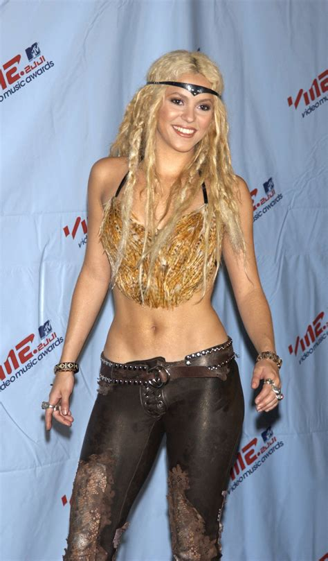Nackt shakira 63 Shakira