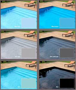 beautiful liner piscine noir contemporary amazing house With piscine liner gris anthracite 13 diaporama photos de piscines dexception avec liner
