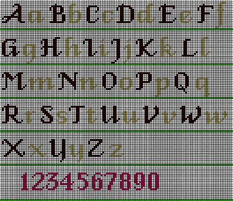 cross stitch alphabet cs1 fancy alphabet wonderful stitches