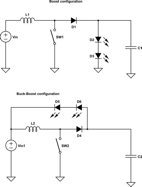 Constant Current Explanation Led Driver Circuit