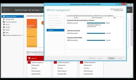 service bureau a distance windows server 2012 services bureau 224 distance tutoriel