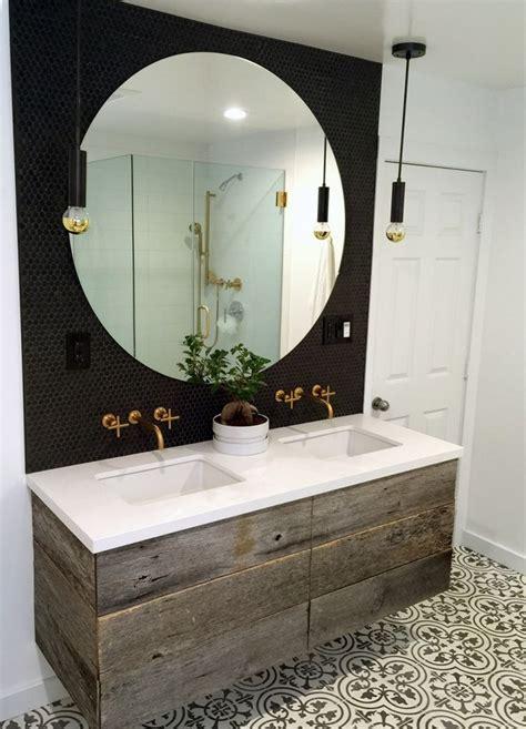 design styles modern industrial style bathroom matte
