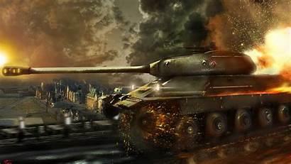 Tanks Tank Wot Panzer Desktop Wallpapers Stop