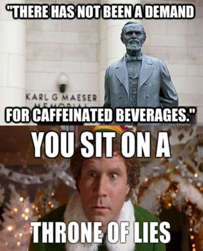 Byu Meme - new byu president doesn t mean new policy about caffeine utahvalley360