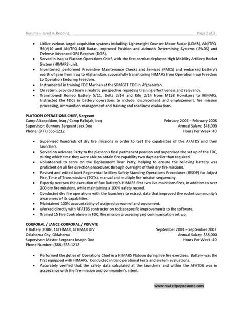 resume exles berathen