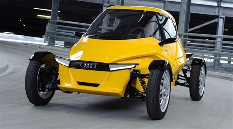 Audi Urban Concept (2011) Review  Car Magazine