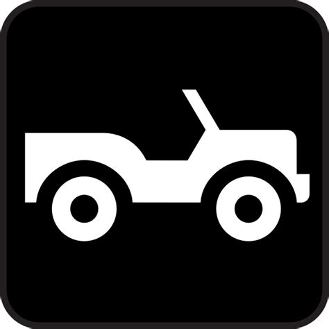 jeep vector graphics  vector