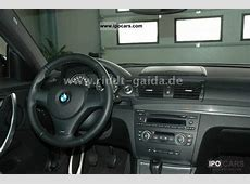 2009 BMW 118i Car Photo and Specs