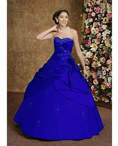 bridal style and wedding ideas perfect royal blue wedding With royal blue wedding dresses