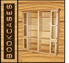 durham bookcases  cool wood stuff manufactured