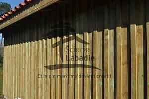 Planche De Bois Brut Pas Cher : planche de bardage pas cher ~ Dailycaller-alerts.com Idées de Décoration