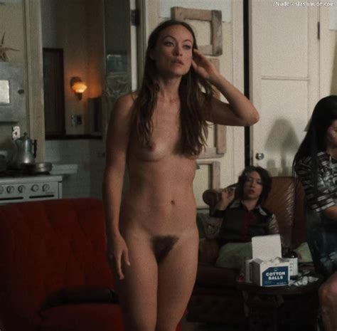 Olivia Wilde Nude Full Frontal In Vinyl Photo 5 Nude