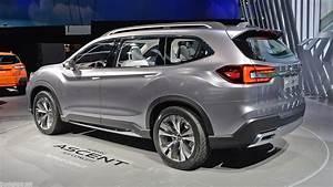 2018 Subaru Viziv New Car Release Date And Review 2018