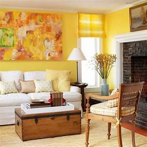 Farben Für Wände : farbvorschl ge wohnzimmer die sie vielleicht inspirieren bilder ~ Frokenaadalensverden.com Haus und Dekorationen