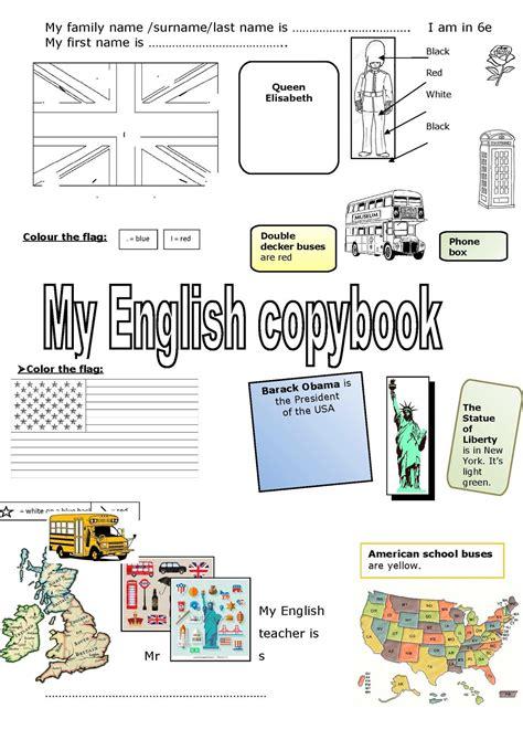 Calaméo MY ENGLISH COPYBOOK