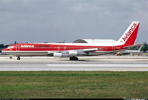 boeing   avianca aviation photo  airlinersnet