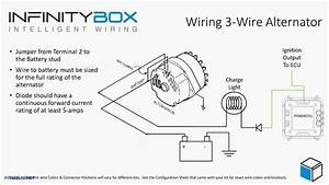 4 Pin Alternator Wiring Diagram