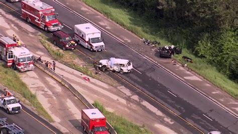 1 killed, 2 injured in I-80 crash near Joliet - ABC7 Chicago