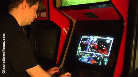 Classic Game Room Ninja Gaiden Arcade Game Review Youtube