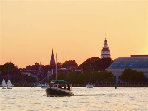 Electric Boat Annapolis by Annapolis Md Midshipmen Ahoy