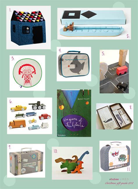 ebabee likes 2012 christmas gift ideas for boys