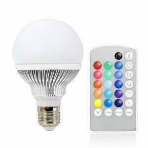 Ampoules A Baionnette Couleur : ampoule led couleur dynamiser votre d coration ~ Edinachiropracticcenter.com Idées de Décoration