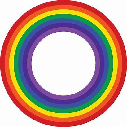 Clipart Rainbow Border Svg Eps Ai Clipartmag