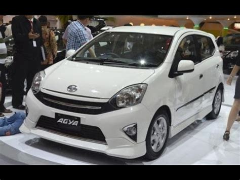 Review Toyota Agya by 2017 Toyota Agya Review